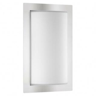 LCD Wandleuchte Edelstahl Typ 043 75 Watt