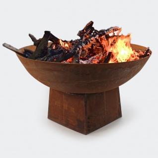 Feuerschale V6 Feuerstelle Feuerkorb Terrassenfeuer Gartenfeuer Feuer