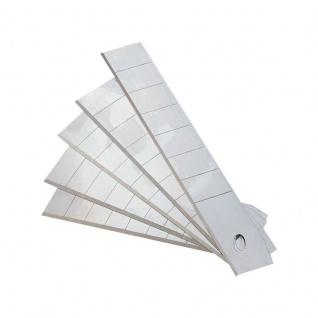 Ersatzklingen für Abbrechmesser 18mm 5erPack