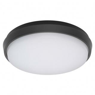 LCD Wandleuchte LED mit Bewegungsmelder Edelstahl Typ 040LEDSEN 13 Watt
