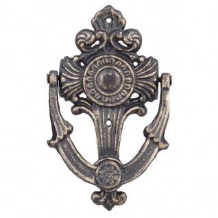 Türklopfer antik Bronzefarben - Vorschau 1