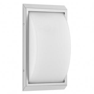 LCD Wandleuchte Edelstahl Typ 052 75 Watt