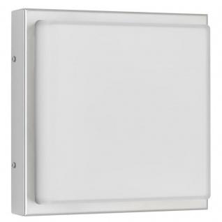 LCD Wandleuchte Edelstahl Typ 046 2 x 40 Watt