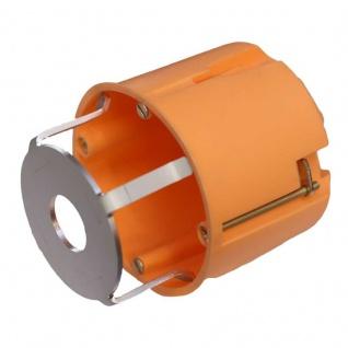 Befestigungskralle für Klingelplatten in Unterputzdosen für 19 mm Ø