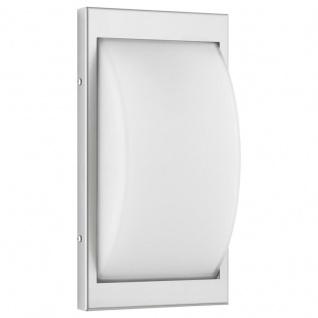 LCD Wandleuchte Edelstahl Typ 068 75 Watt