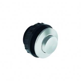 Klingelknopf Klingeltaster Taster erhaben 1 fach Grothe Aluminium 12 V 15 A