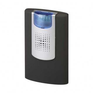 Funkklingel EMPFÄNGER HX Serie Flashlight 8 Melodien Betrieb: Batterie