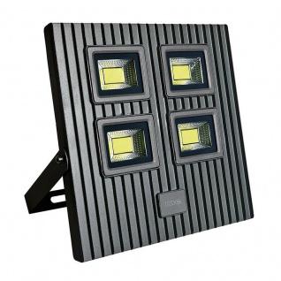 LED Flutlicht Strahler, 200 Watt mit 28.000 Lumen