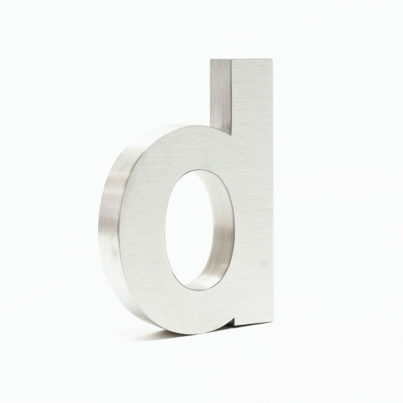 REFLECTS B/üroklammernhalter in Schraubenform aus Edelstahl THRISSUR Silber
