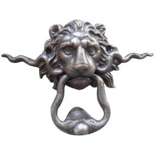 Türklopfer antik Löwe im antik nostalgie Stil