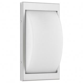 LCD Wandleuchte mit Bewegungsmelder Edelstahl Typ 068SEN 13 Watt