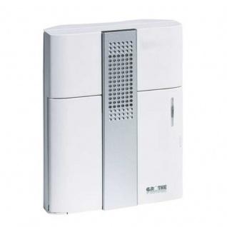 Grothe CROMA 50 Elektronik-Gong 86 dBA Weiß/Silber