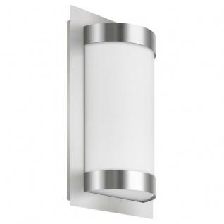 LCD Wandleuchte LED mit Bewegungsmelder Edelstahl Typ 060LEDSEN 13 Watt