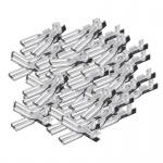 Flachsteckhülsen (100 Stück) 2, 8 mm 0, 5 - 1, 5 mm² unisoliert *SPARPACK*