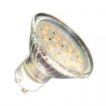 LED Strahler Lampe Birne GU10 H40 SMD 120° 4000k 300lm 230V 3W neutralweiß