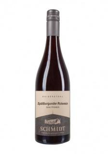 2017er Spätburgunder Rotwein Qualitätswein