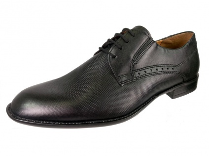 Fretz Men Business Schuhe schwarz TOSCO