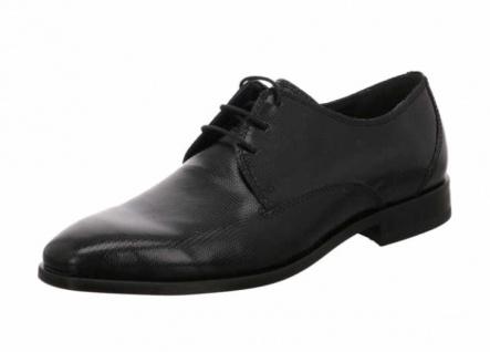 Fretz Men Business Schuhe schwarz