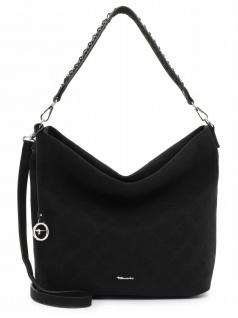 Tamaris Handtaschen schwarz Farbe: schwarz