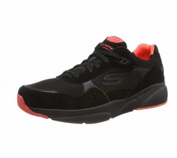 Skechers Sneaker schwarz Bei diesem Schuh Modell der Marke S in Größe 47½
