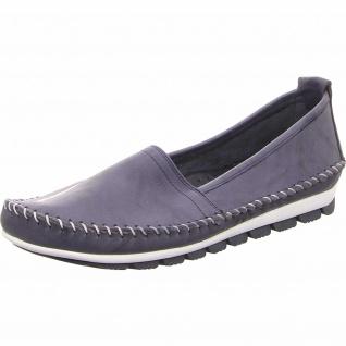 Gemini Klassische Slipper blau in Größe 40