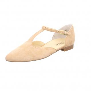 Paul Green Ballerinas beige in Größe 38