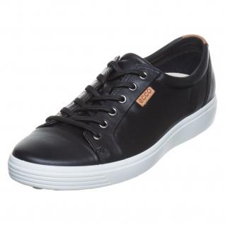 Ecco Sneaker schwarz Mens