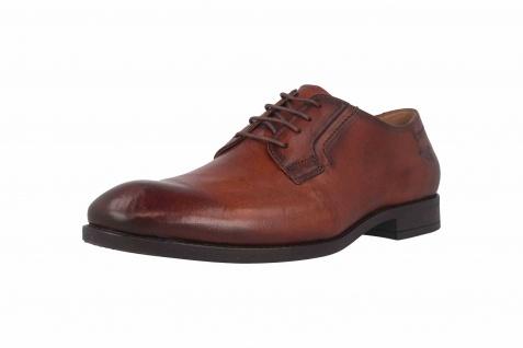 Mustang Sneaker braun Bei diesem formschönen Schuh der Marke in Größe 47