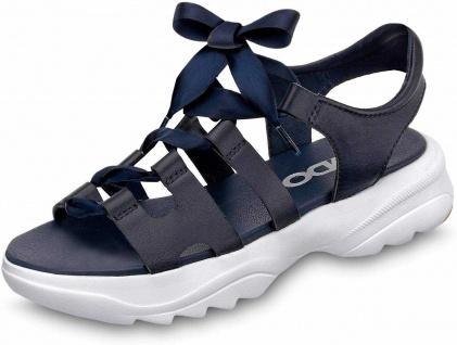 Vado Mädchen Sandalen blau in Größe 40