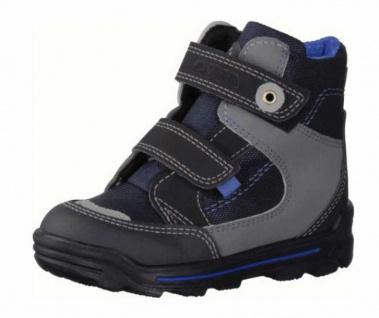 Ricosta Stiefel Jungen blau friso in Größe 20