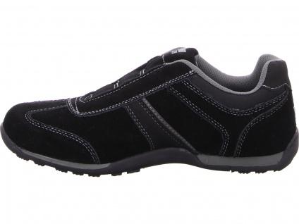 LICO Komfort Slipper schwarz RON in Größe 41