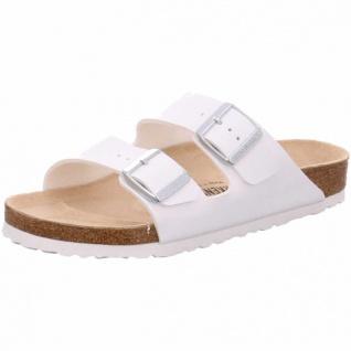 Birkenstock Komfort Sandalen weiss Arizona BF Weiß