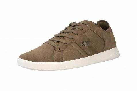 Lacoste Sneaker grün Bei diesem Schuh Modell der Marke Lacos in Größe 47