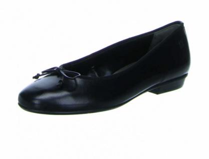 Paul Green Ballerinas schwarz in Größe 36