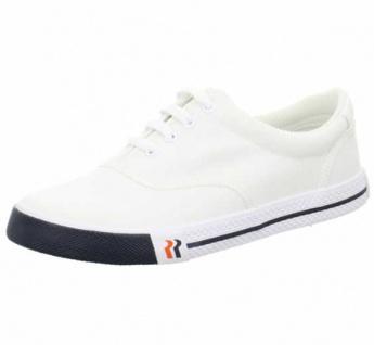 Westland Sneaker grau Soling weiss Leinen in Größe 52