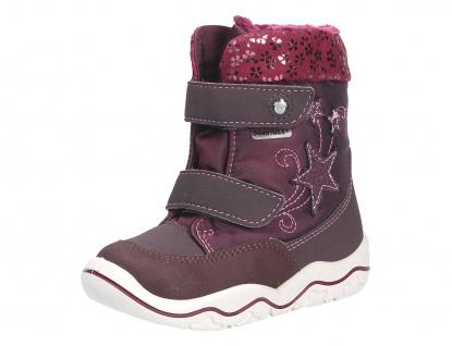 Ricosta Stiefel Mädchen rot Mädchen Stiefel in Größe 25
