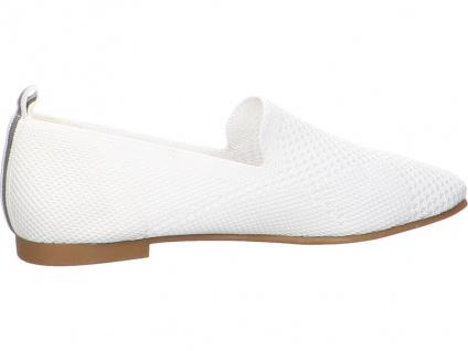 Edel Fashion Sportliche Slipper weiss in Größe 42