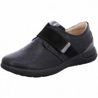 Fidelio Klassische Slipper schwarz in Größe 39
