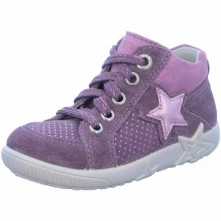 Superfit Halbschuhe lila/pink Starlight in Größe 21