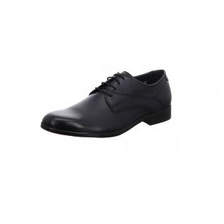 Fretz Men Business Schuhe schwarz Oskar
