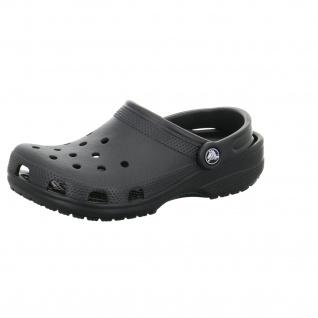 Crocs Clogs schwarz