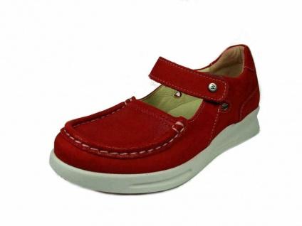 Wolky Komfort Slipper rot in Größe 39