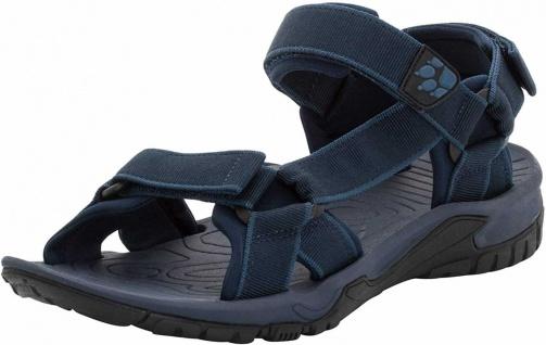 Jack Wolfskin Outdoor Sandalen blau LAKEWOOD RIDE SANDAL M in Größe 12