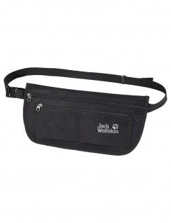 Jack Wolfskin Handtaschen schwarz DOCUMENT BELT DE LUXE ONE SIZE