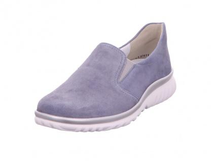 Semler Sportliche Slipper blau L in Größe 38.5