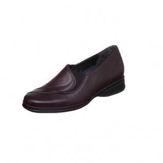 Semler Komfort Slipper rot R in Größe 40.5