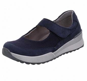 Westland Komfort Slipper blau in Größe 44