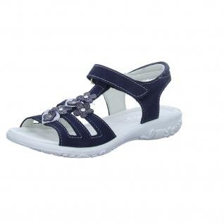 Ricosta Mädchen Sandalen blau in Größe 27