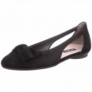 Paul Green Ballerinas schwarz in Größe 37.5