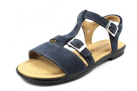 Ricosta Mädchen Sandalen blau